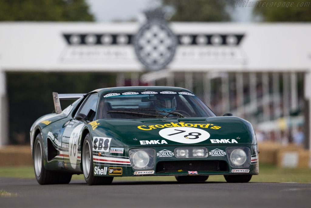 Ferrari 512 BB LM - Chassis: 27577   - 2015 Goodwood Festival of Speed