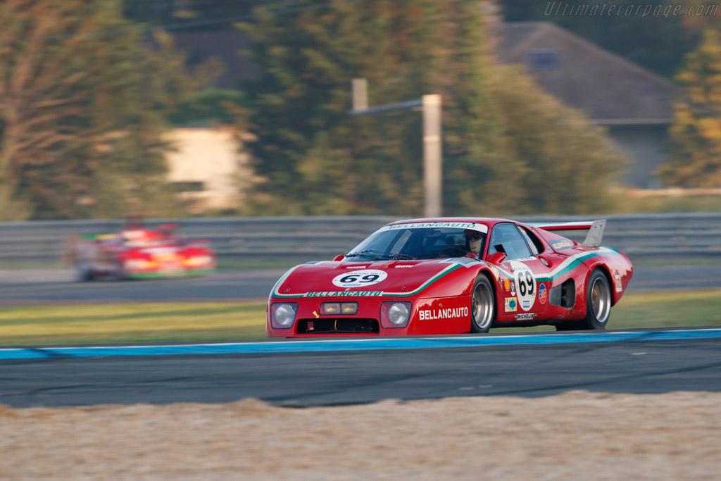 Ferrari 512 BB LM - Chassis: 28601  - 2018 Le Mans Classic