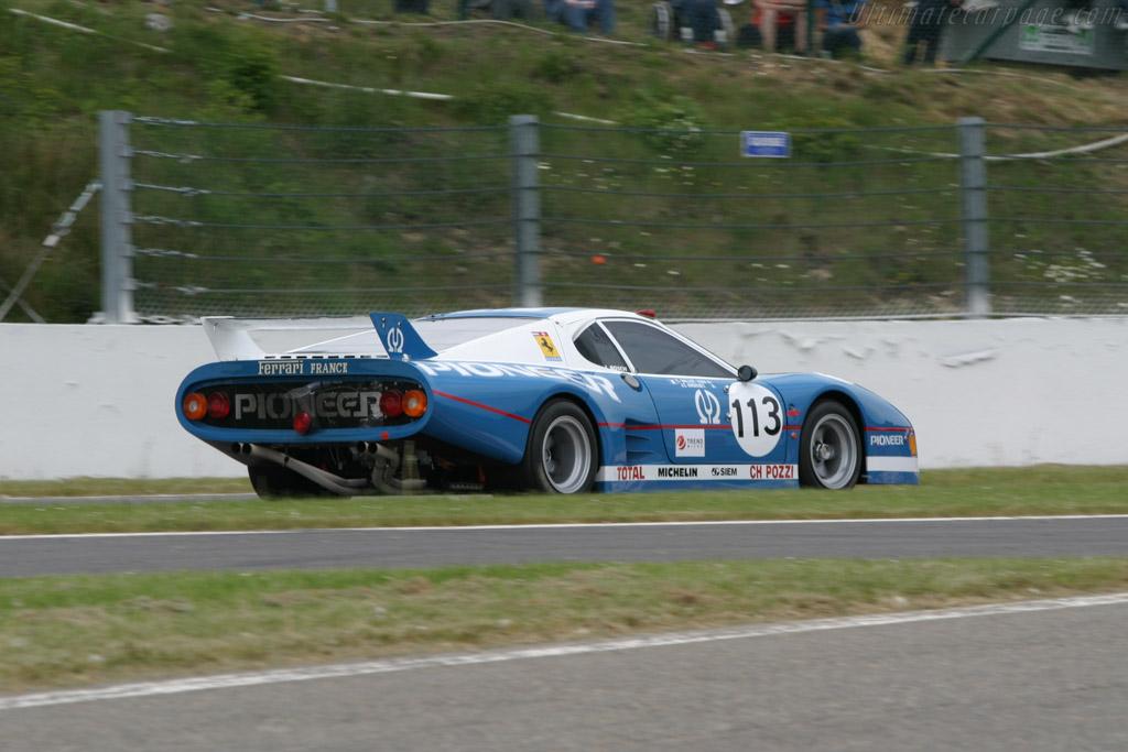 Ferrari 512 BB LM - Chassis: 41263   - 2004 Spa Ferrari/Maserati Days