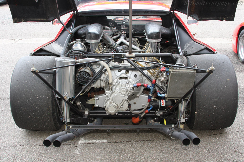 Ferrari 512 BB LM - Chassis: 35525   - 2009 Le Mans Series Spa 1000 km
