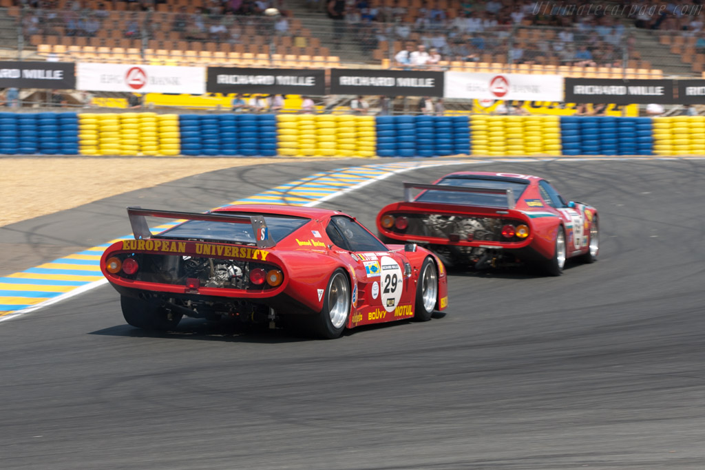 Ferrari 512 BB LM - Chassis: 35525   - 2010 Le Mans Classic