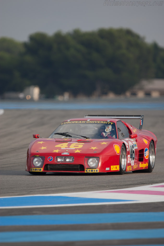 Ferrari 512 BB LM - Chassis: 35525   - 2012 Dix Mille Tours