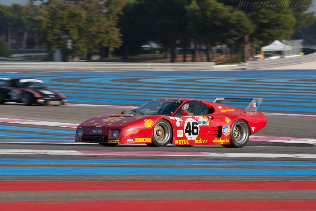 Ferrari 512 BB LM - Chassis: 35525   - 2012 Dix Mille Tours