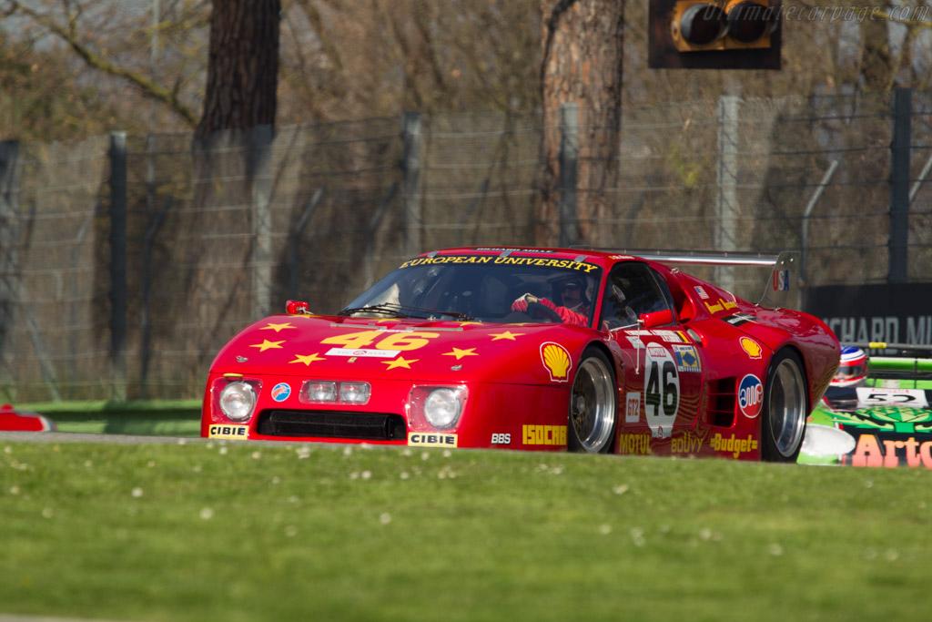Ferrari 512 BB LM - Chassis: 35525   - 2013 Imola Classic