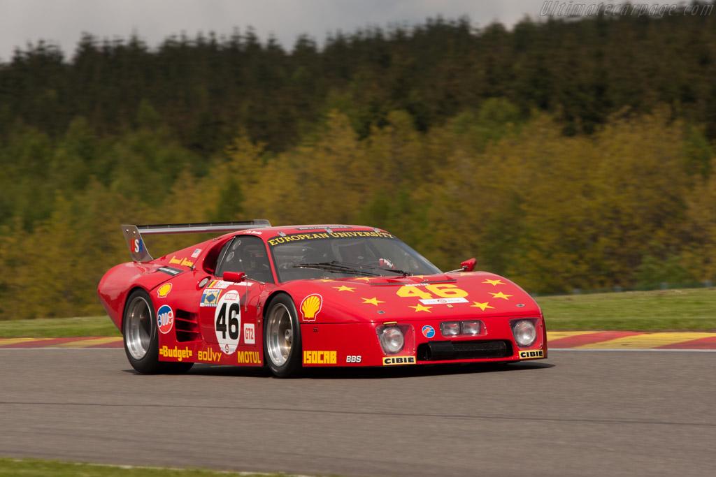 Ferrari 512 BB LM - Chassis: 35525   - 2013 Spa Classic