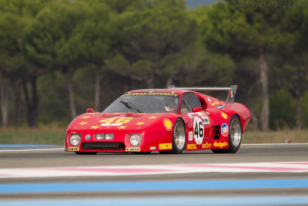 Ferrari 512 BB LM - Chassis: 35525   - 2013 Dix Mille Tours