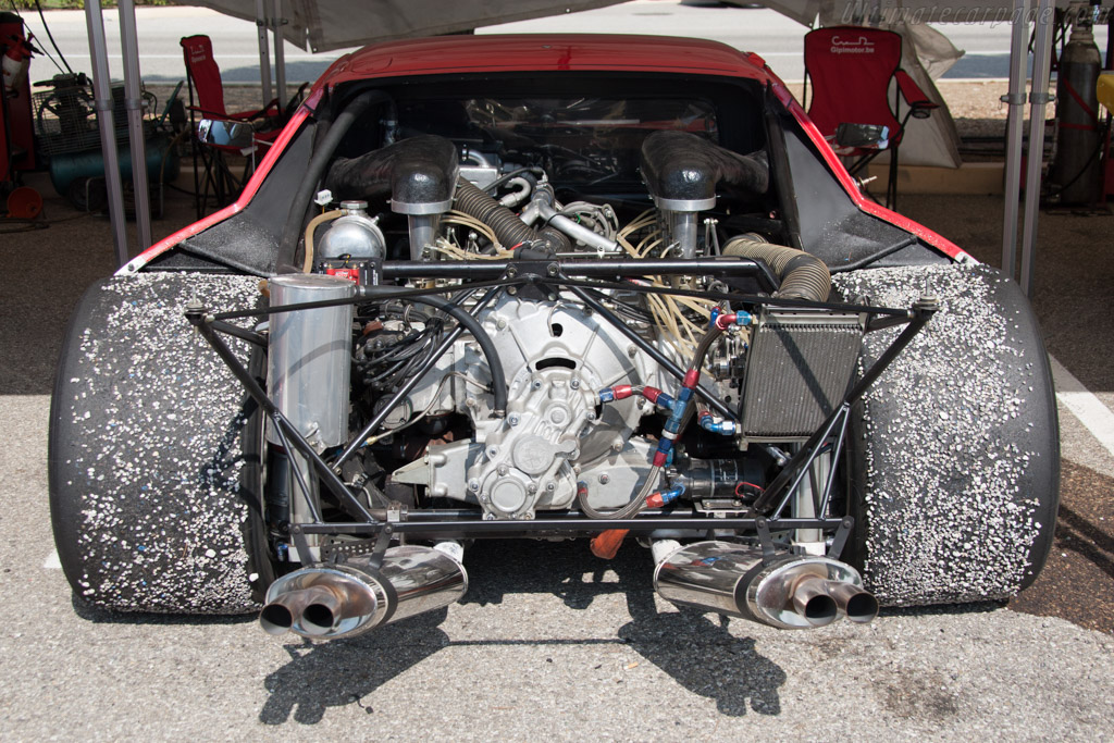 Ferrari 512 BB LM - Chassis: 35525   - 2014 Dix Mille Tours