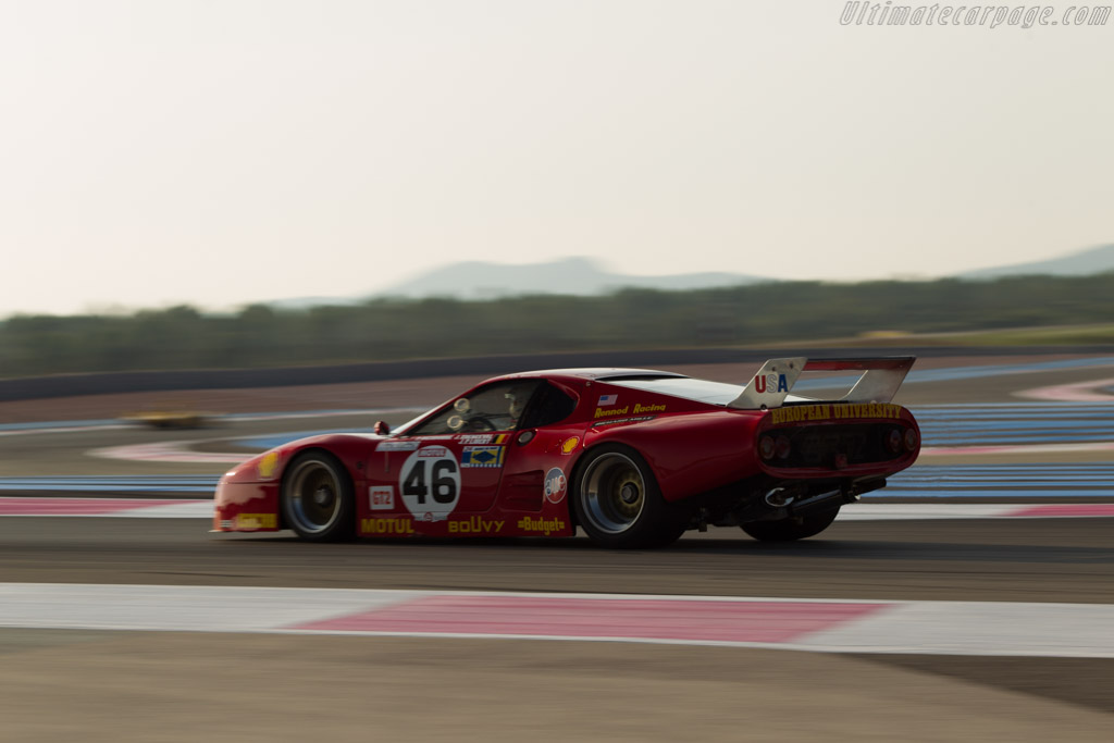Ferrari 512 BB LM - Chassis: 35525   - 2014 Dix Mille Tours