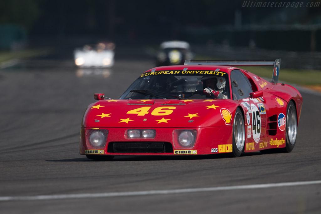 Ferrari 512 BB LM - Chassis: 35525   - 2015 Spa Classic