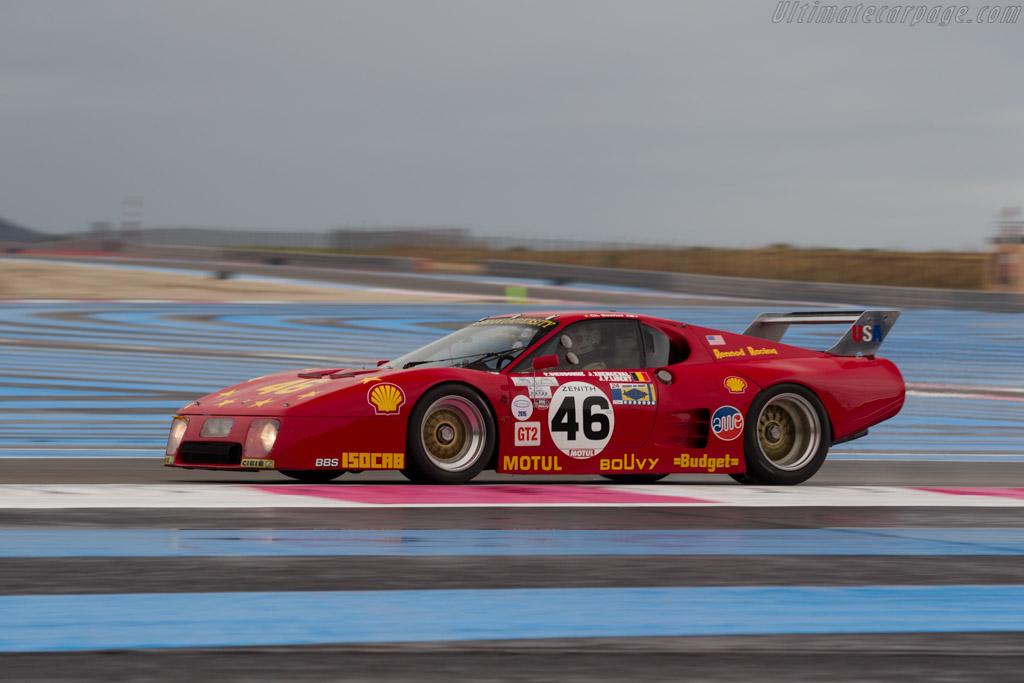 Ferrari 512 BB LM - Chassis: 35525   - 2015 Dix Mille Tours