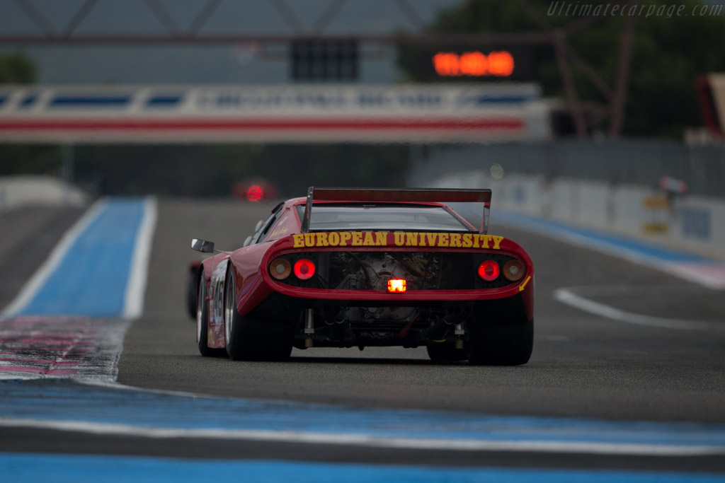 Ferrari 512 BB LM - Chassis: 35525   - 2015 Dix Mille Tours
