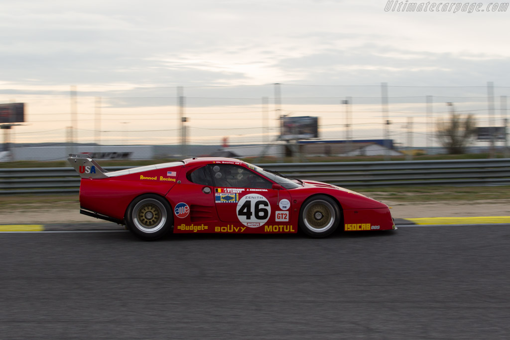 Ferrari 512 BB LM - Chassis: 35525   - 2016 Jarama Classic