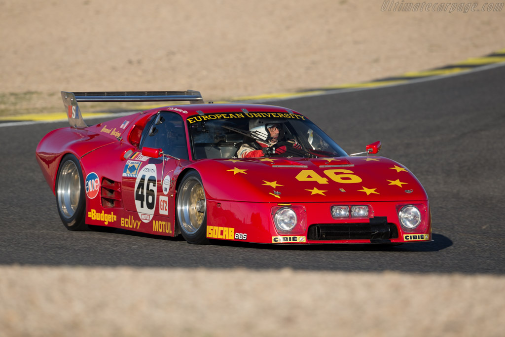 1981 ferrari 512 bb lm   chassis 35525   ultimatecarpage