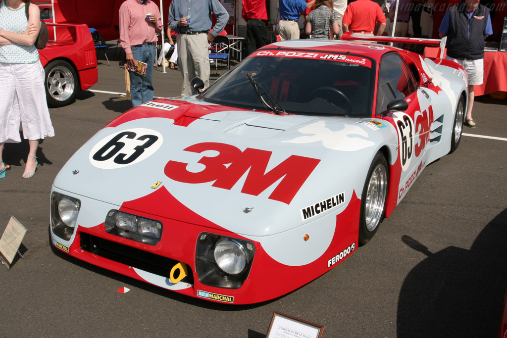 Ferrari 512 BB LM - Chassis: 26685   - 2006 Silverstone Classic