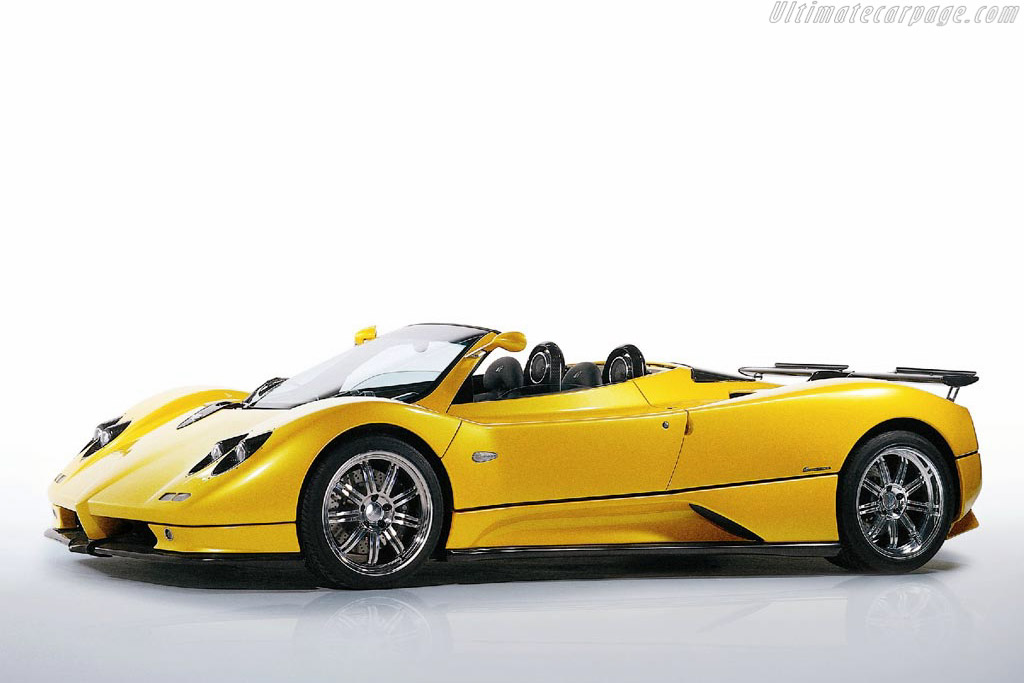 Click here to open the Pagani Zonda C12 S 7.3 Roadster gallery