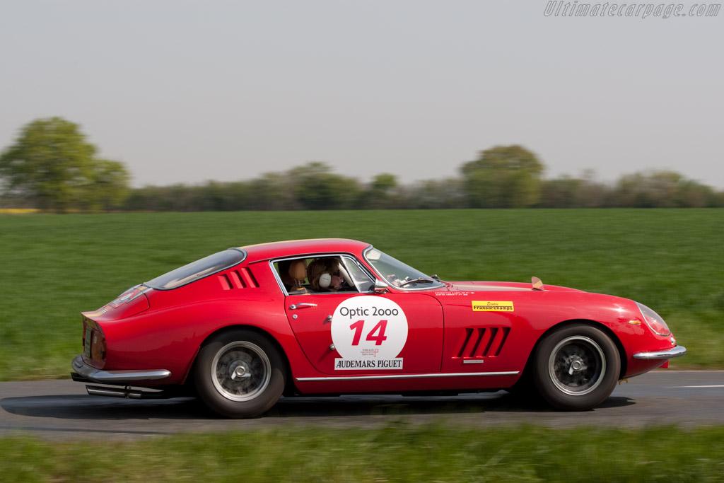 Ferrari 275 GTB/C - Chassis: 09027   - 2010 Tour Auto