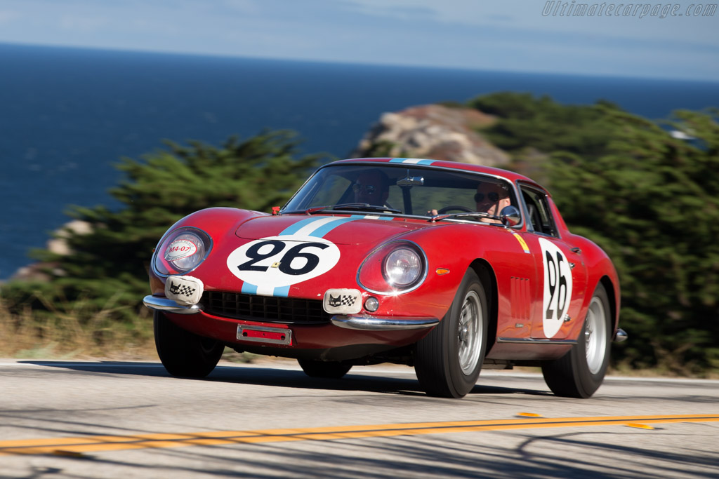 1966 Ferrari 275 Gtb C Images Specifications And