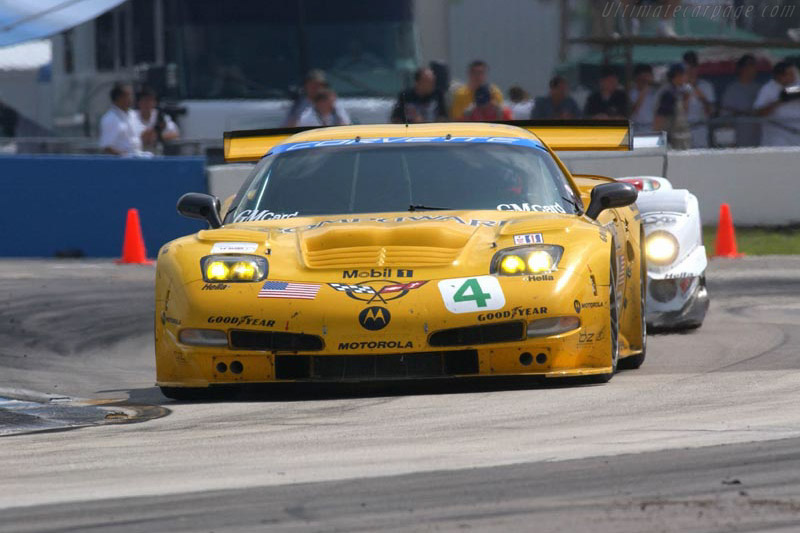 Click here to open the Chevrolet Corvette C5-R Le Mans gallery
