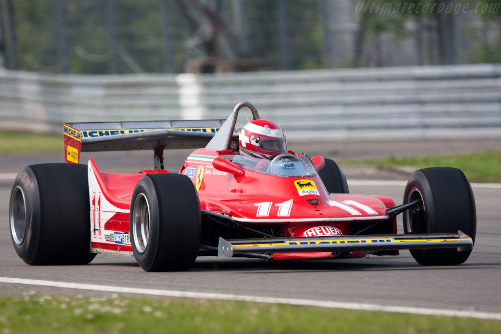 7 Seaters Cars >> 1979 Ferrari 312 T4 - Images, Specifications and Information