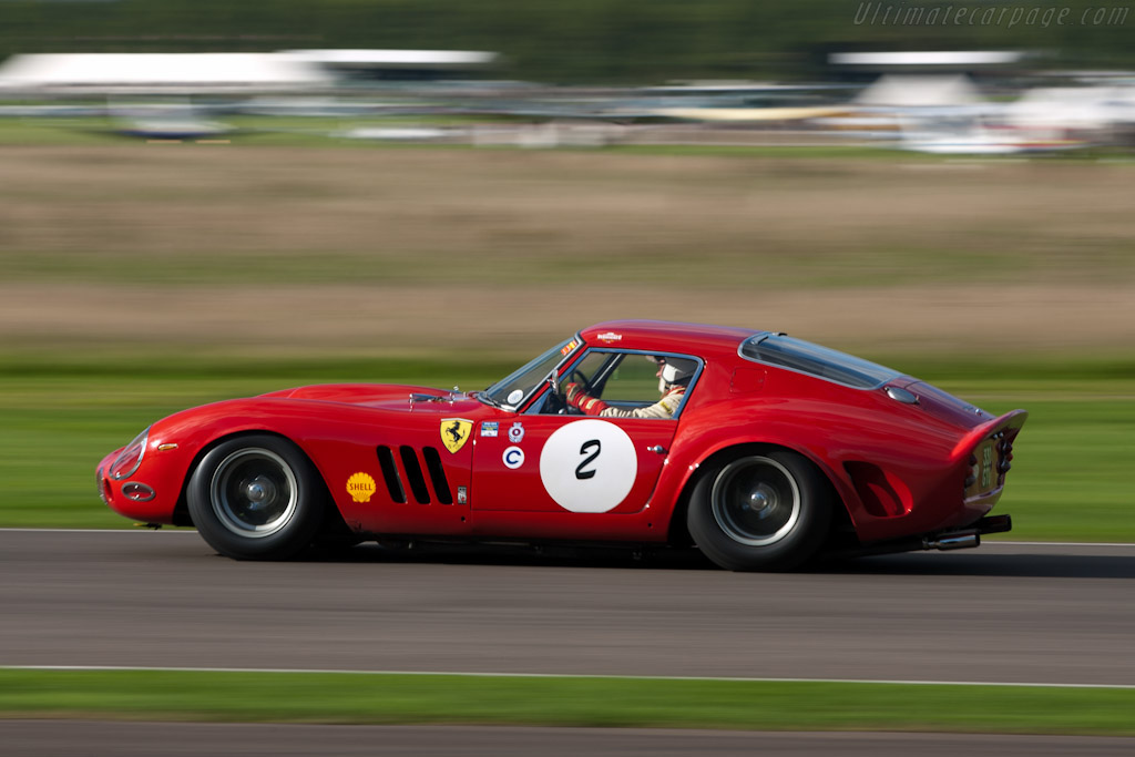 Ferrari 330 GTO - Chassis: 4561SA  - 2010 Goodwood Revival