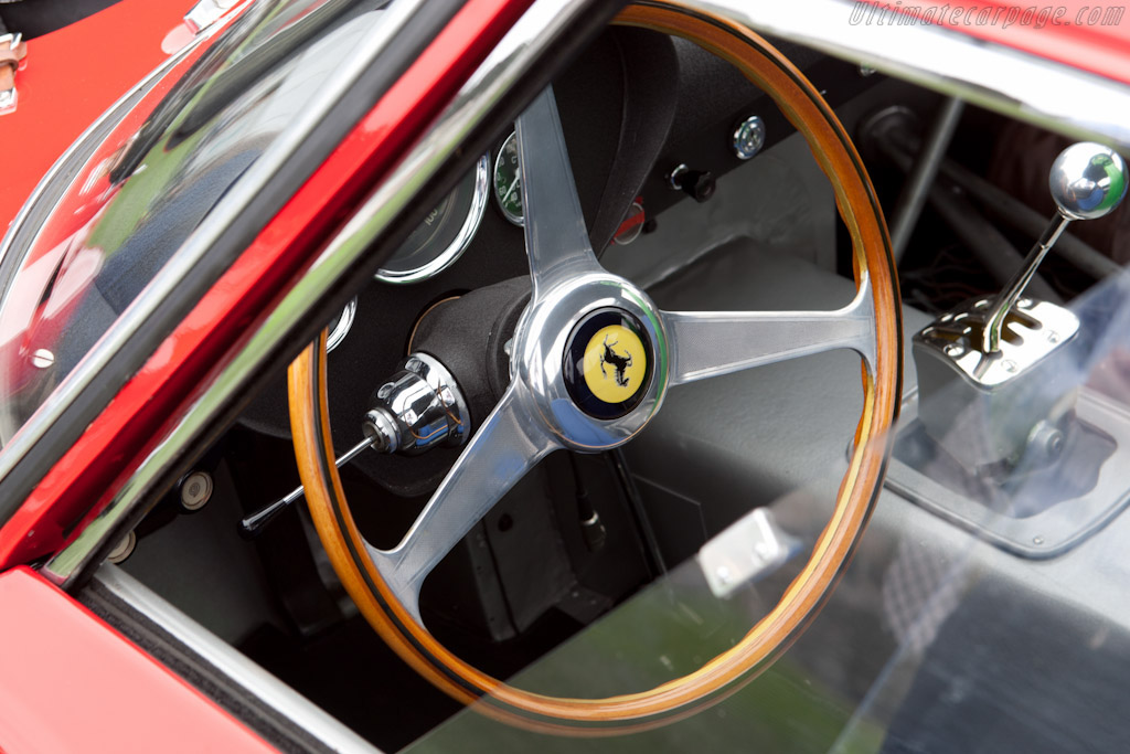 Ferrari 330 GTO - Chassis: 3765SA   - 2011 Pebble Beach Concours d'Elegance