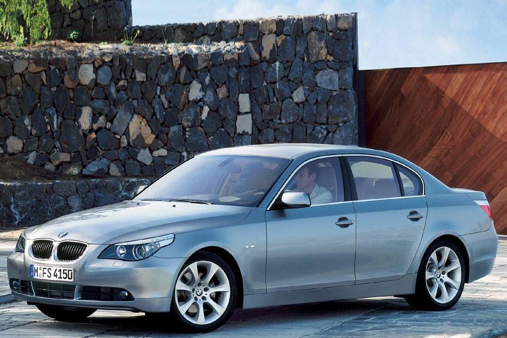 BMW E60 530i