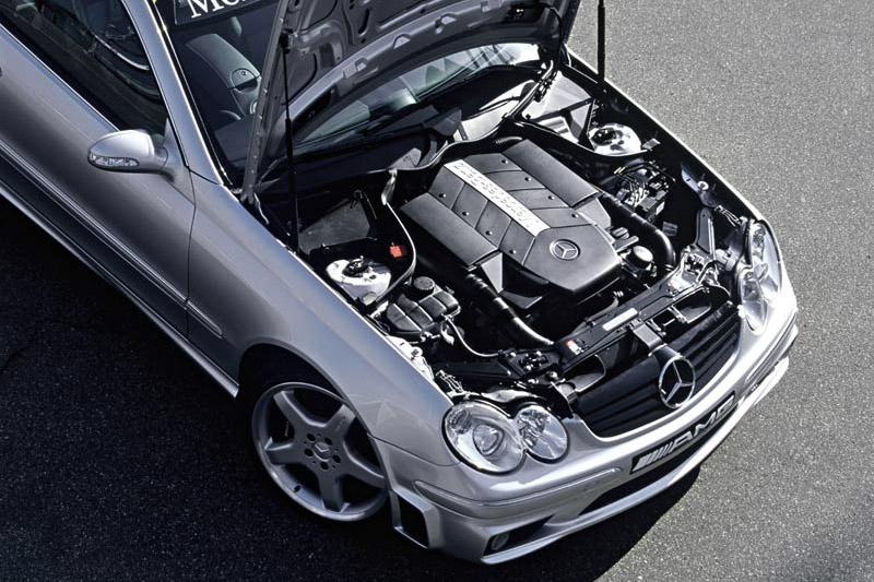 Mercedes-Benz CLK 55 AMG Safety Car