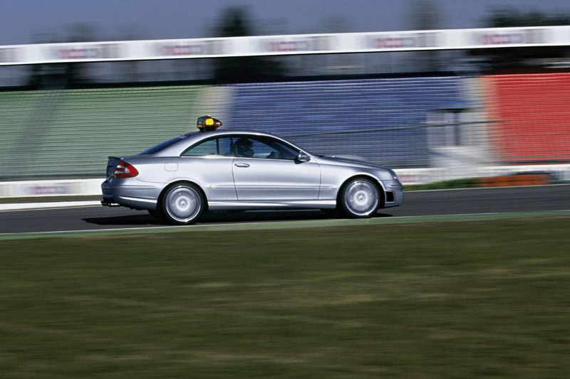 Mercedes-Benz CLK 55 AMG Safety Car