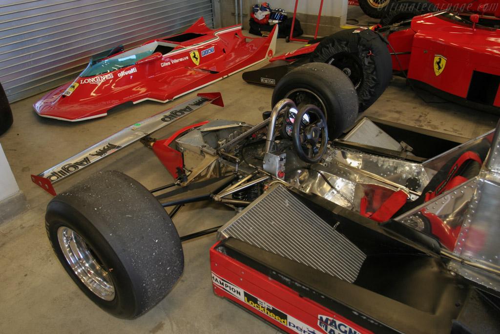Ferrari 312 T5 - Chassis: 046   - 2008 Monterey Historic Automobile Races