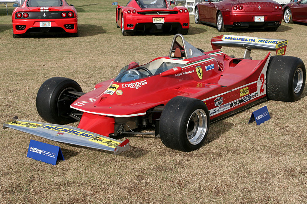 Ferrari 312 T5 - Chassis: 045   - 2006 Palm Beach International, a Concours d'Elegance