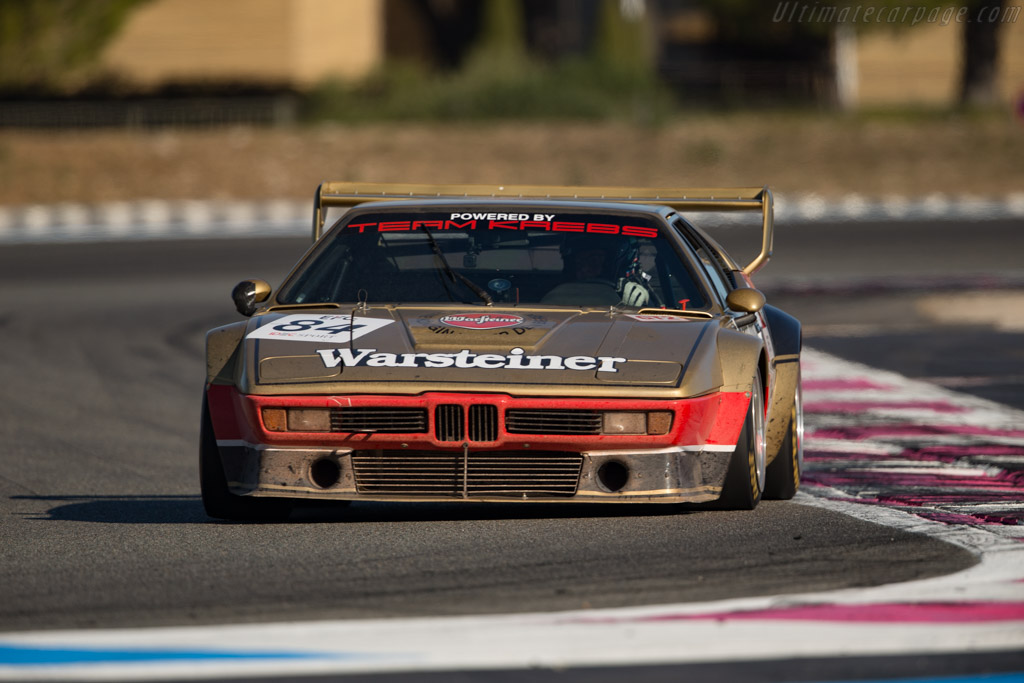 BMW M1 Procar - Chassis: 4301023   - 2017 Dix Mille Tours