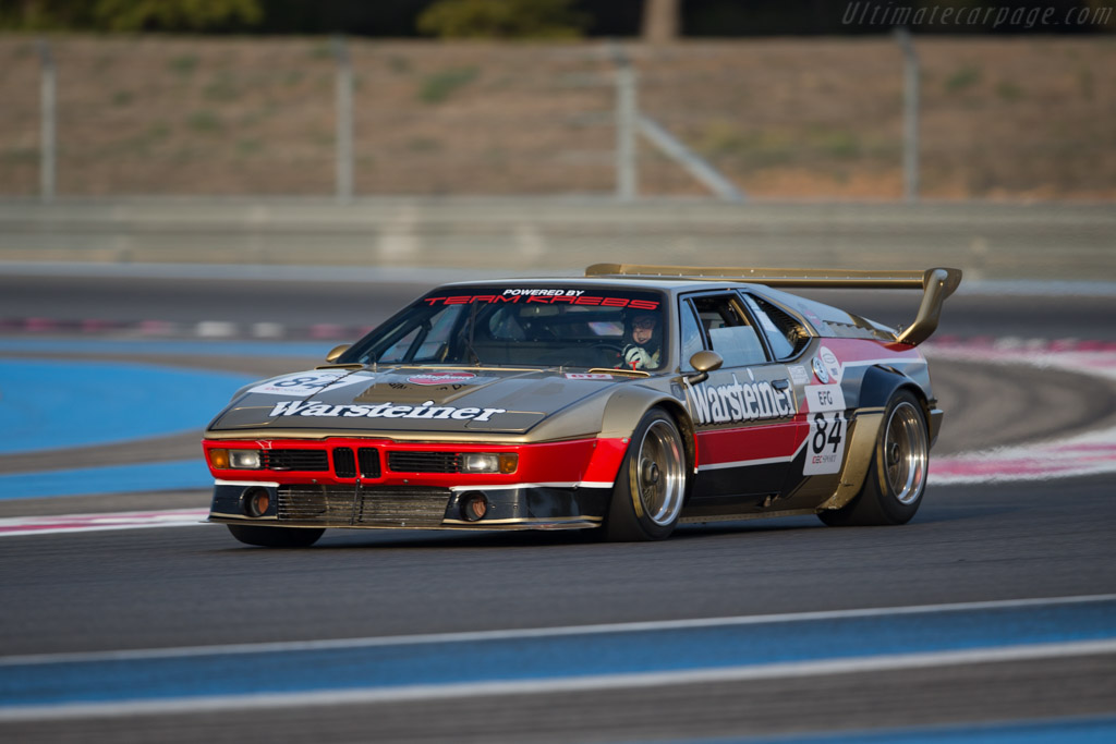 BMW M1 Procar - Chassis: 4301023  - 2017 Dix Mille Tours