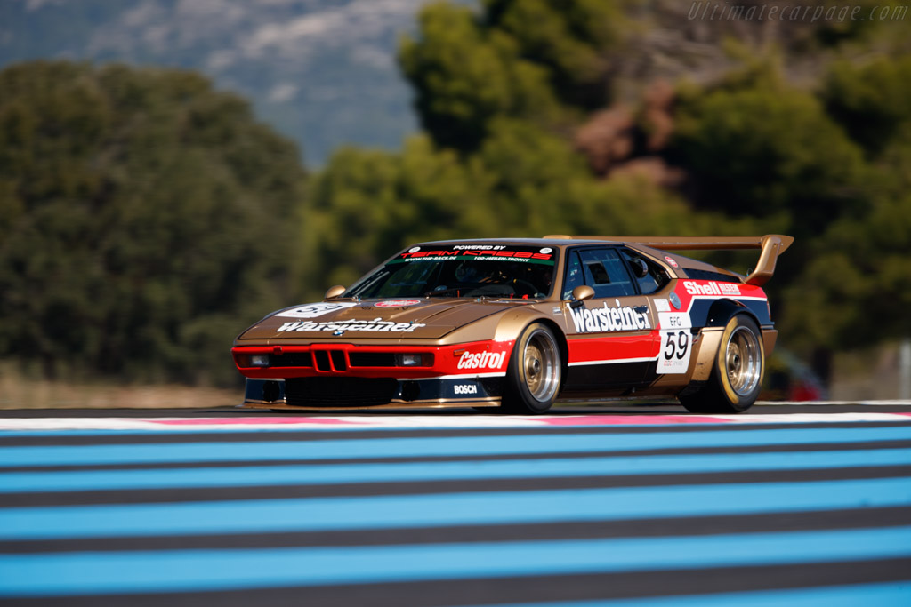 BMW M1 Procar - Chassis: 4301023   - 2018 Dix Mille Tours