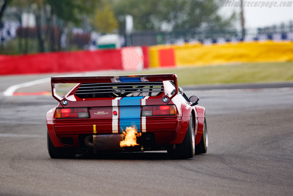 BMW M1 Procar - Chassis: 4301195  - 2019 Spa Classic