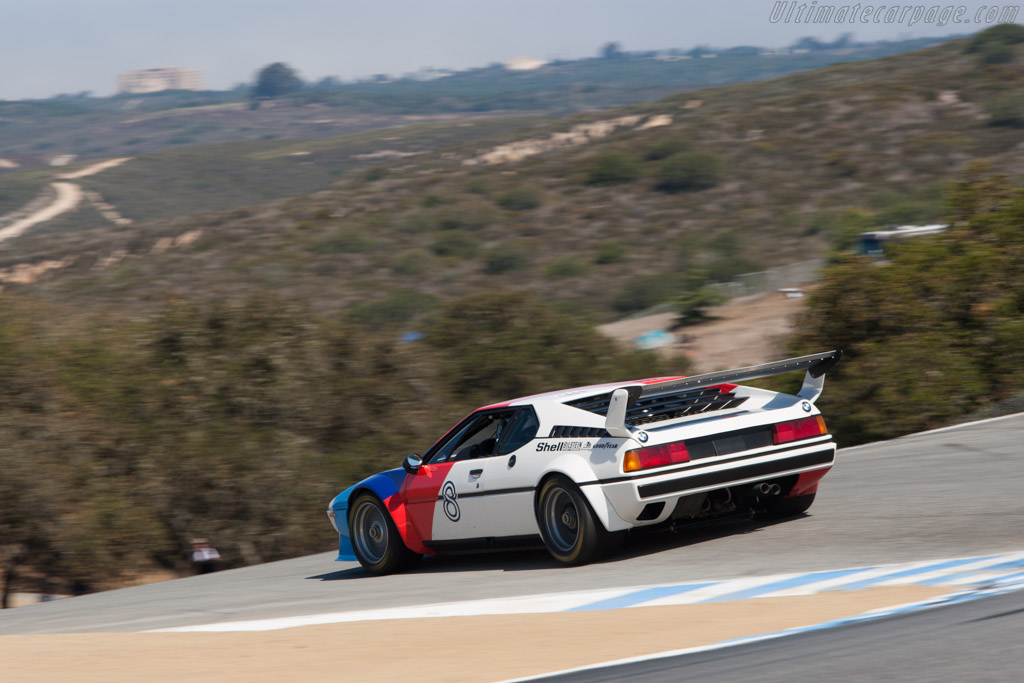 BMW M1 Procar - Chassis: 4301075   - 2012 Monterey Motorsports Reunion