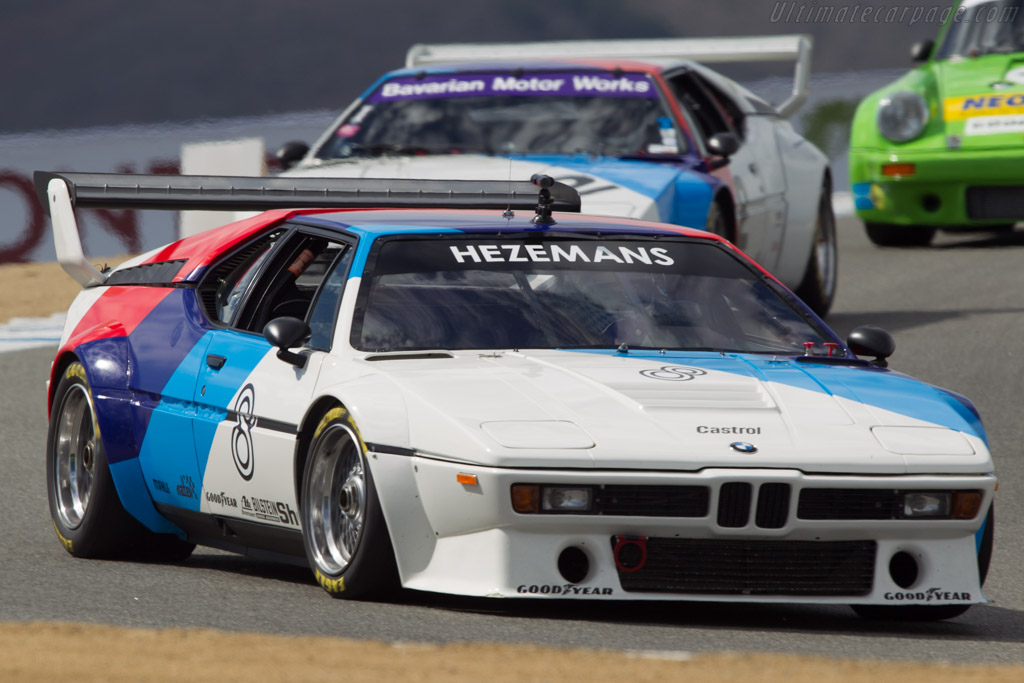 BMW M1 Procar - Chassis: 4301075   - 2013 Monterey Motorsports Reunion