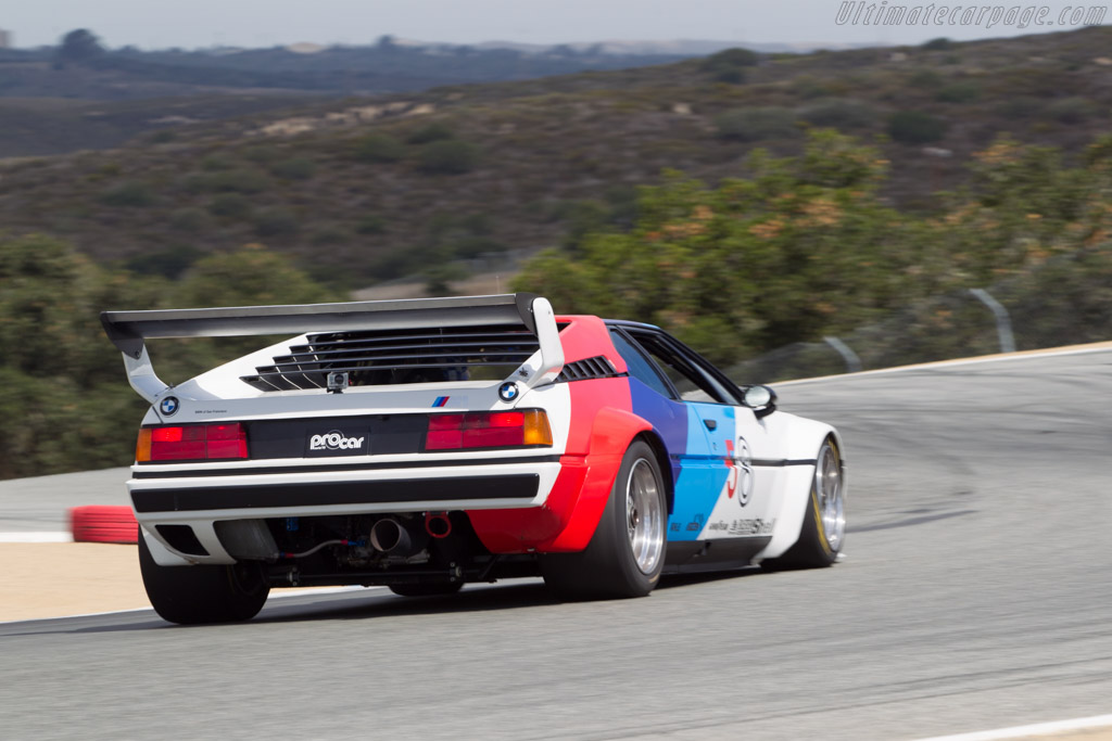 BMW M1 Procar - Chassis: 4301075   - 2014 Monterey Motorsports Reunion