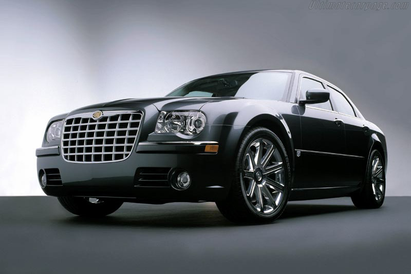 Click here to open the Chrysler 300C Concept gallery