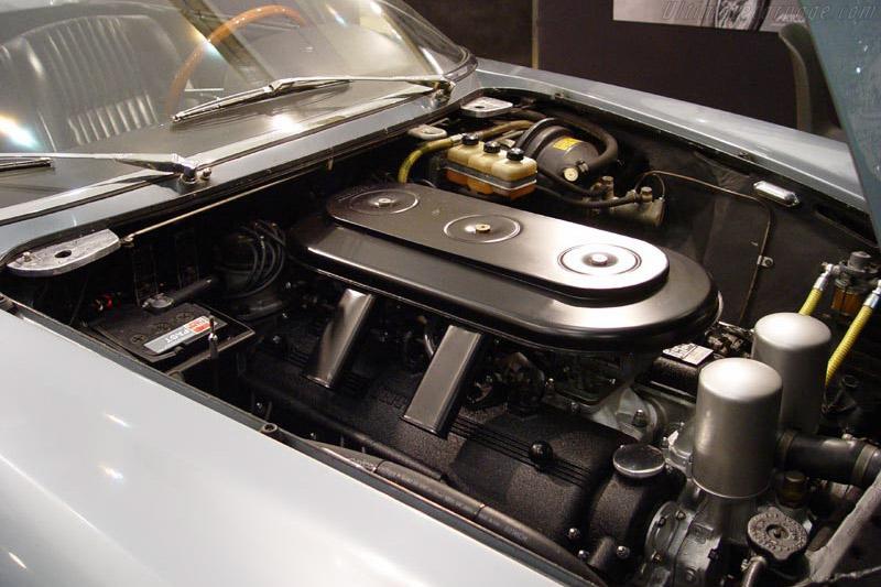 Ferrari 330 GTC Coupe Speciale