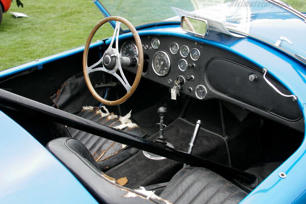 AC Shelby Cobra Mk I 260 - Chassis: CSX2000   - 2010 The Quail, a Motorsports Gathering