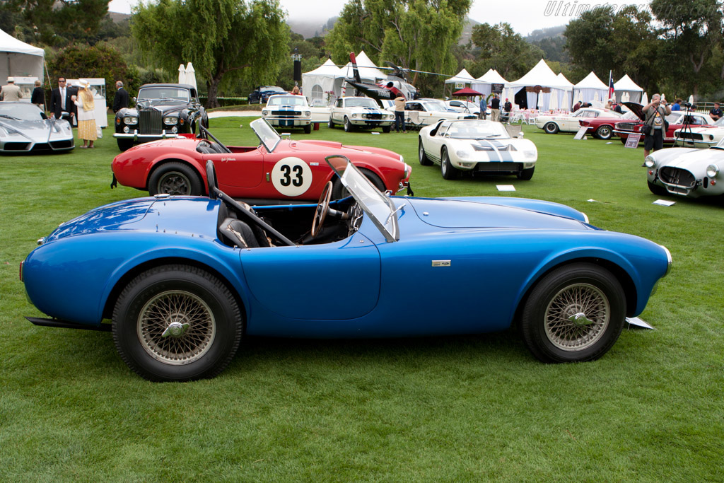 AC Shelby Cobra Mk I 260 - Chassis: CSX2000   - 2010 The Quail, a Motorsports Gathering