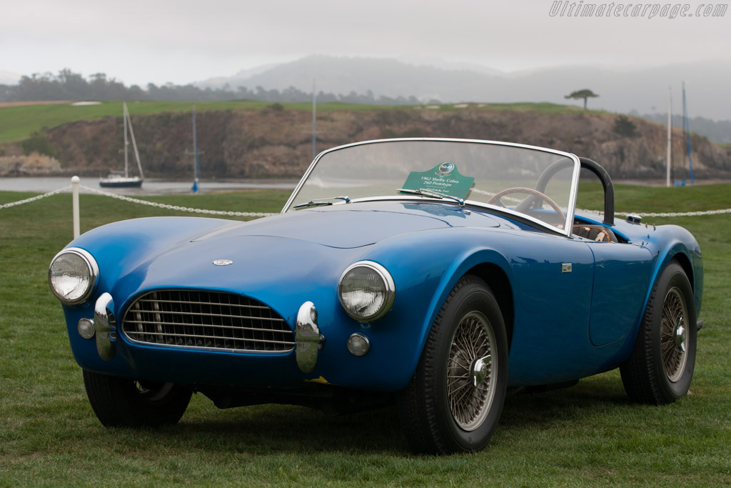 AC Shelby Cobra Mk I 260 - Chassis: CSX2000   - 2012 Pebble Beach Concours d'Elegance