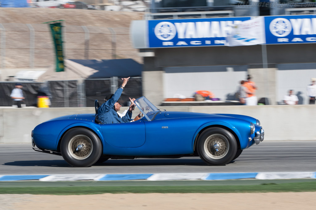 AC Shelby Cobra Mk I 260 - Chassis: CSX2000   - 2012 Monterey Motorsports Reunion