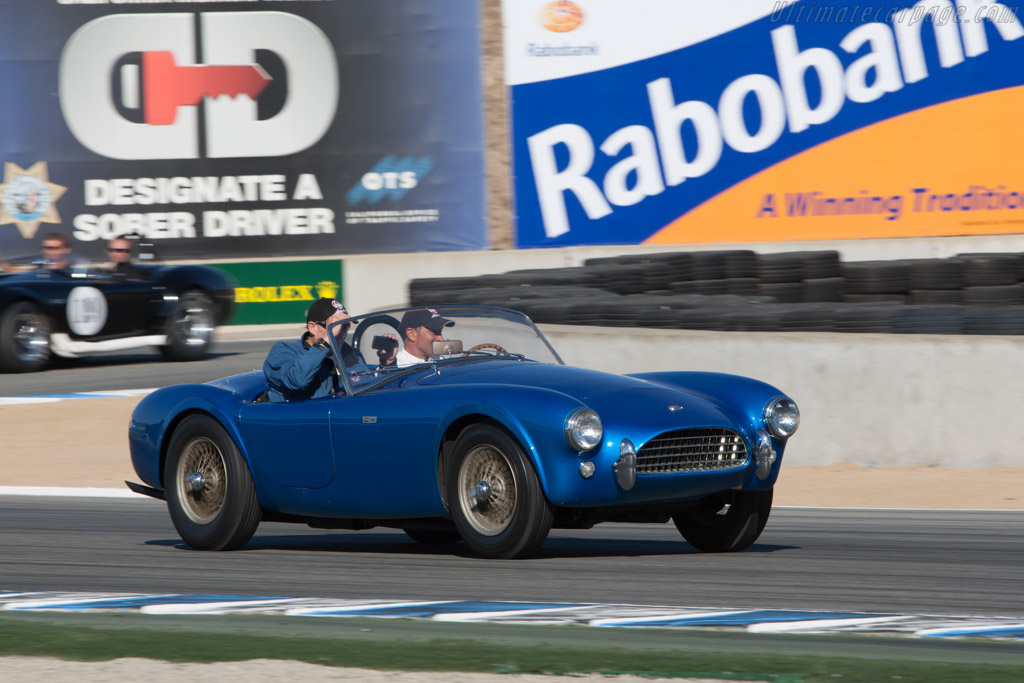 AC Shelby Cobra Mk I 260 - Chassis: CSX2000   - 2012 Monterey Motorsports Reunion