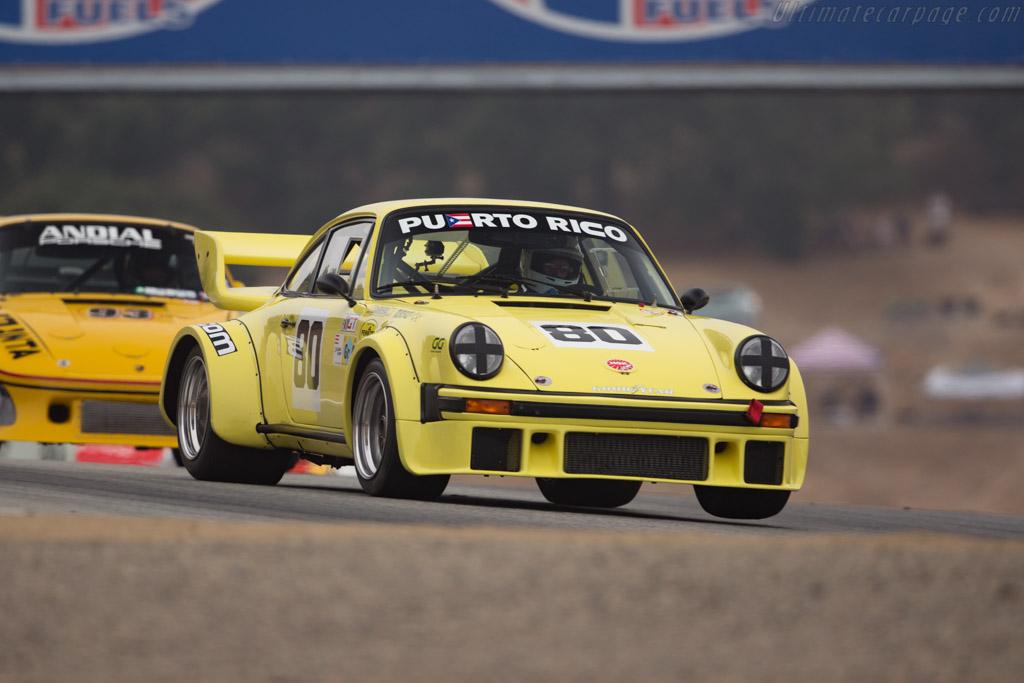 Porsche 934 - Chassis: 930 670 0161  - 2017 Monterey Motorsports Reunion