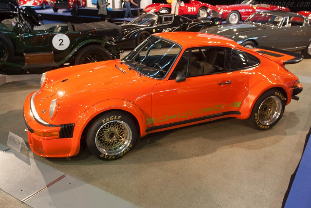 Porsche 934 - Chassis: 930 670 0540   - 2012 Monaco Historic Grand Prix