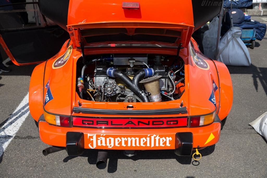 Porsche 934 - Chassis: 930 670 0168   - 2015 Spa Classic