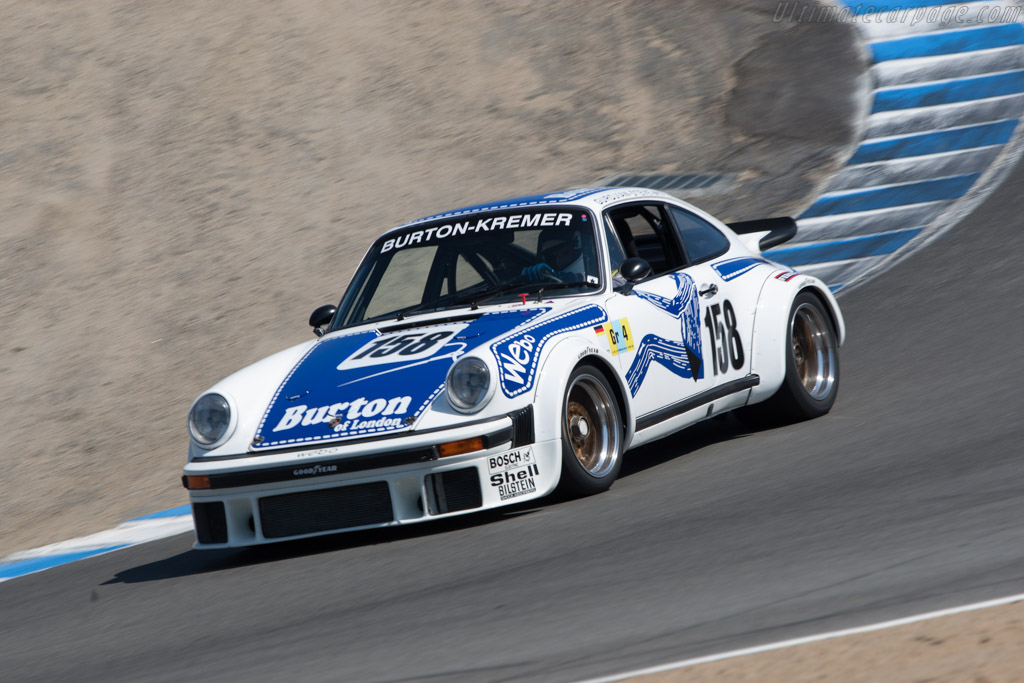 Porsche 934 - Chassis: 930 670 0166   - 2009 Monterey Historic Automobile Races