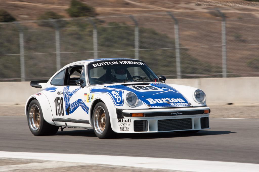 Porsche 934 - Chassis: 930 670 0166   - 2009 Monterey Historic Automobile Races