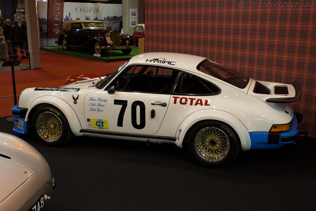 Porsche 934 - Chassis: 930 670 0153   - 2016 Retromobile